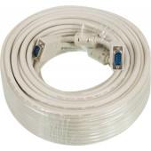 Кабель Ningbo CAB016S VGA (m) VGA (m) 30м феррит.кольца