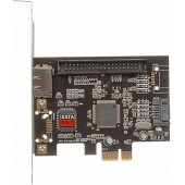 Контроллер PCI-E JMB363 1xE-SATA 1xSATA 1xIDE Bulk