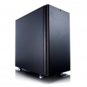Корпус Fractal Design Define Mini C черный без БП mATX 5x120mm 4x140mm 2xUSB3.0 audio bott PSU