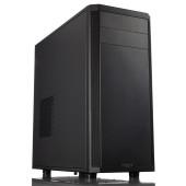 Корпус Fractal Design Core 2300 черный без БП ATX 2x120mm 1xUSB2.0 1xUSB3.0 audio bott PSU