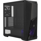 Корпус Cooler Master MasterBox K501L RGB TG черный без БП ATX 5x120mm 4x140mm 1xUSB2.0 1xUSB3.0 audio bott PSU