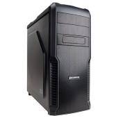Корпус Zalman Z3 черный без БП ATX 1x120mm 2xUSB2.0 1xUSB3.0 audio bott PSU