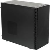 Корпус Fractal Design Define S черный/черный без БП ATX 9x120mm 9x140mm 1x180mm 2xUSB3.0 audio bott PSU