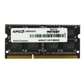 Память DDR3 8Gb 1600MHz AMD R538G1601S2S-UO OEM PC3-12800 CL11 SO-DIMM 204-pin 1.5В