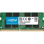 Память DDR4 16Gb 2666MHz Crucial CT16G4SFRA266 RTL PC4-21300 CL19 SO-DIMM 260-pin 1.2В single rank