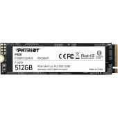 Накопитель SSD Patriot PCI-E x4 512Gb P300P512GM28 P300 M.2 2280