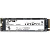 Накопитель SSD Patriot PCI-E x4 1Tb P300P1TBM28 P300 M.2 2280