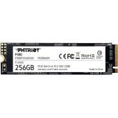 Накопитель SSD Patriot PCI-E x4 256Gb P300P256GM28 P300 M.2 2280