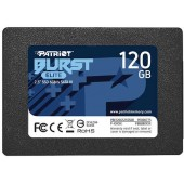 Накопитель SSD Patriot SATA III 120Gb PBE120GS25SSDR Burst Elite 2.5
