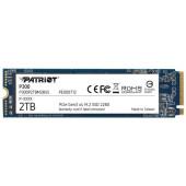 Накопитель SSD Patriot PCI-E x4 2Tb P300P2TBM28 P300 M.2 2280