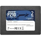 Накопитель SSD Patriot SATA III 2Tb P210S2TB25 P210 2.5
