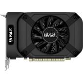 Видеокарта Palit PCI-E PA-GTX1050Ti StormX 4G nVidia GeForce GTX 1050TI 4096Mb 128bit GDDR5 1290/7000 DVIx1/HDMIx1/DPx1/HDCP Ret