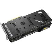 Видеокарта Asus PCI-E 4.0 TUF-RTX3060TI-O8G-V2-GAMING LHR NVIDIA GeForce RTX 3060Ti 8192Mb 256 GDDR6 1755/14000/HDMIx2/DPx3/HDCP Ret