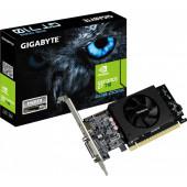 Видеокарта Gigabyte PCI-E GV-N710D5-2GL nVidia GeForce GT 710 2048Mb 64bit GDDR5 954/5010 DVIx1/HDMIx1/HDCP Ret low profile