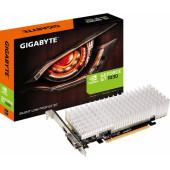 Видеокарта Gigabyte PCI-E GV-N1030SL-2GL nVidia GeForce GT 1030 2048Mb 64bit GDDR5 1227/6008/HDMIx1/HDCP Ret low profile