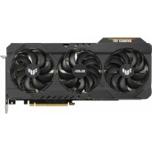 Видеокарта Asus PCI-E 4.0 TUF-RTX3070TI-8G-GAMING NVIDIA GeForce RTX 3070TI 8192Mb 256 GDDR6X 1770/19000/HDMIx2/DPx3/HDCP Ret