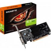 Видеокарта Gigabyte PCI-E GV-N1030D5-2GL nVidia GeForce GT 1030 2048Mb 64bit GDDR5 1227/6008 DVIx1/HDMIx1/HDCP Ret