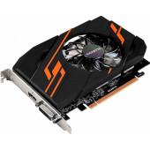 Видеокарта Gigabyte PCI-E GV-N1030OC-2GI nVidia GeForce GT 1030 2048Mb 64bit GDDR5 1265/6008/HDMIx1/HDCP Ret