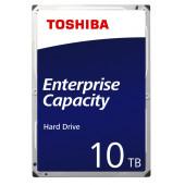 Жесткий диск Toshiba SAS 3.0 10Tb MG06SCA10TE Enterprise Capacity (7200rpm) 256Mb 3.5