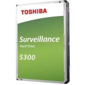 Жесткий диск Toshiba SATA-III 10Tb HDWT31AUZSVA Surveillance S300 (7200rpm) 256Mb 3.5