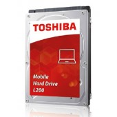 Жесткий диск Toshiba SATA-II 500Gb HDWJ105UZSVA L200 (5400rpm) 8Mb 2.5