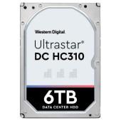 Жесткий диск WD Original SAS 3.0 6Tb 0B36047 HUS726T6TAL5204 Ultrastar DC HC310 (7200rpm) 256Mb 3.5