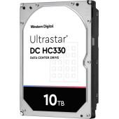 Жесткий диск WD Original SATA-III 10Tb 0B42266 WUS721010ALE6L4 Ultrastar DC HC330 (7200rpm) 256Mb 3.5