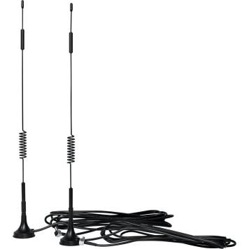 Антенна Alcatel TS9ANT-2AALRU1 3м многодиапазонная черный