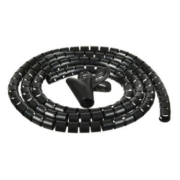 Кабельный органайзер Buro BHP CG202B Spiral Hose 20x2000mm Black