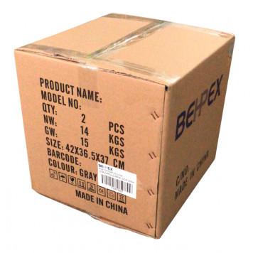 Кабель сетевой UTP 4 пары cat5E solid 0.45мм CCA 305м желтый