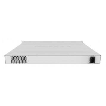 Коммутатор MikroTik CRS354-48P-4S+2Q+RM 1x100Mb 48G 4SFP+ 48PoE+ 700W управляемый -3