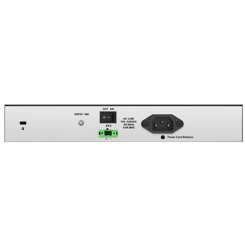 Коммутатор D-Link DGS-1210-12TS/ME 2G 10SFP управляемый -2