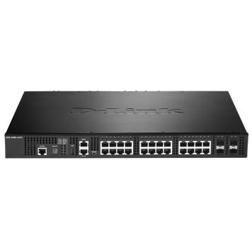 Коммутатор D-Link DXS-3400-24TC/A1ASI 20x10G управляемый