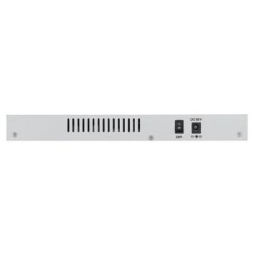 Коммутатор Zyxel GS1200-8HPV2-EU0101F 8G 4PoE+ 60W управляемый