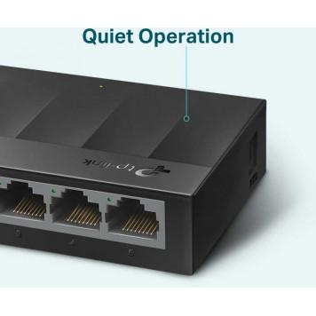 Коммутатор TP-Link LS1005G 5G неуправляемый -3