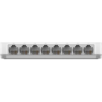 Коммутатор D-Link DES-1008C/B1A 8x100Mb неуправляемый