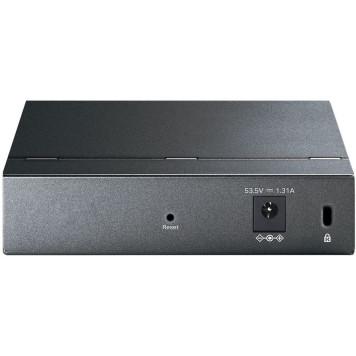 Коммутатор TP-Link TL-SG105PE 5G 4PoE+ 65W управляемый -2