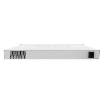 Коммутатор MikroTik CRS354-48P-4S+2Q+RM 1x100Mb 48G 4SFP+ 48PoE+ 700W управляемый