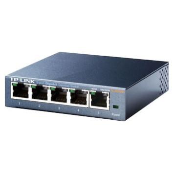Коммутатор TP-Link TL-SG105 5G неуправляемый -2