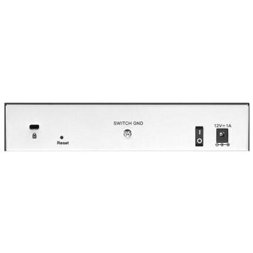Коммутатор D-Link DGS-1100-10/ME/A 8G 2GBIC настраиваемый -2