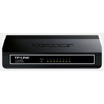Коммутатор TP-Link TL-SG1008D 8G неуправляемый -1