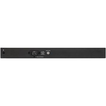 Коммутатор D-Link DGS-1210-28MP/ME DGS-1210-28MP/ME/B1A 24G 4SFP 24PoE 370W управляемый