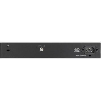 Коммутатор D-Link DGS-1210-10/FL1A 8G 2SFP настраиваемый
