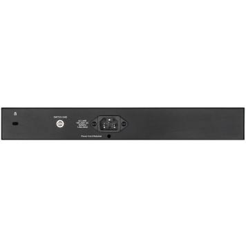 Коммутатор D-Link DGS-1210-10MP/FL 8G 2SFP 8PoE+ 130W управляемый