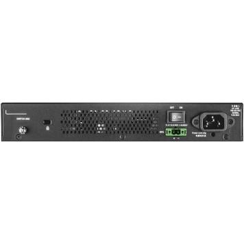 Коммутатор D-Link DGS-3000-20L/B1A 16G 4SFP управляемый