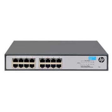 Коммутатор HPE OfficeConnect 1420 JH016A 16G неуправляемый