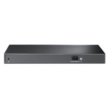 Коммутатор TP-Link TL-SL1218MP 16x100Mb 2G 16PoE+ 192W неуправляемый