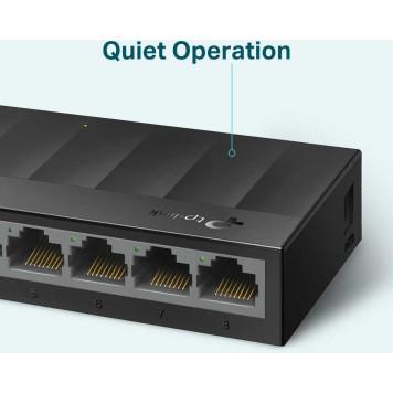 Коммутатор TP-Link LS1008G 8G неуправляемый -3