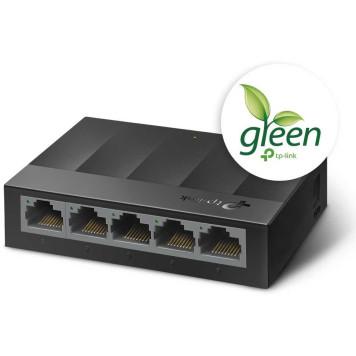 Коммутатор TP-Link LS1005G 5G неуправляемый -1