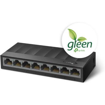 Коммутатор TP-Link LS1008G 8G неуправляемый -1